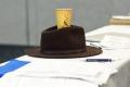 Farell Ackerman's hat